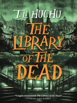 cover image of The Library of the Dead