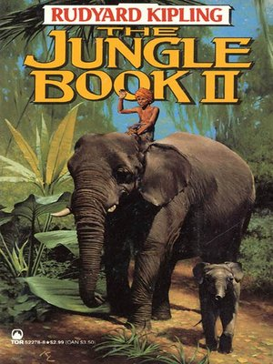 cover image of The Jungle Book II