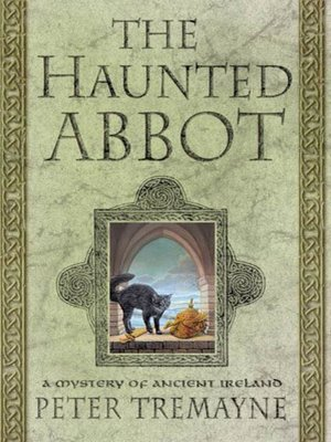 cover image of The Haunted Abbot