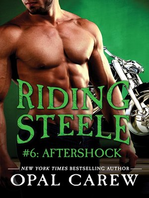 cover image of Riding Steele #6--Aftershock