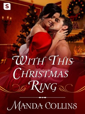 cover image of With This Christmas Ring