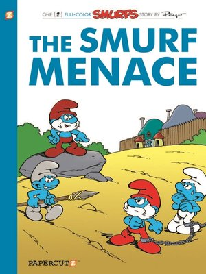 cover image of The Smurf Menace