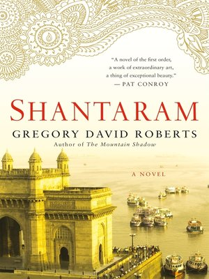 cover image of Shantaram