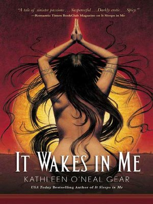 cover image of It Wakes in Me