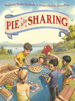 cover image of Pie Is for Sharing