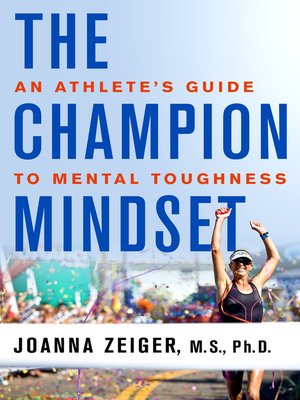 cover image of The Champion Mindset