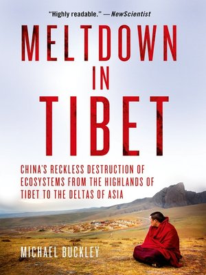 cover image of Meltdown in Tibet