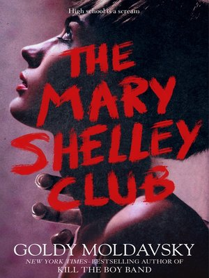 cover image of The Mary Shelley Club