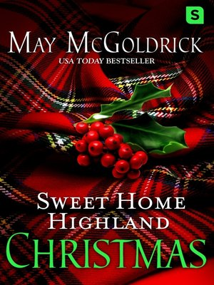cover image of Sweet Home Highland Christmas