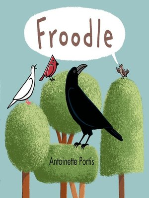 cover image of Froodle