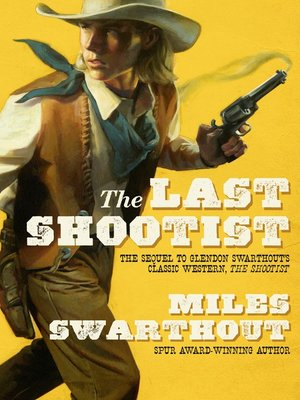 cover image of The Last Shootist
