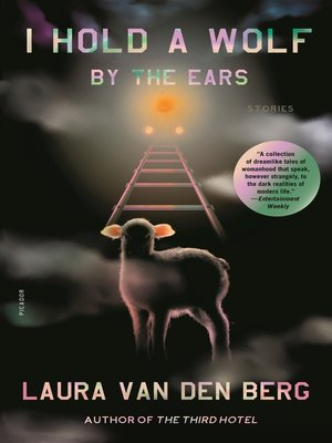 cover image of I Hold a Wolf by the Ears