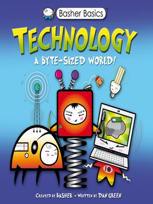 cover image of Basher Science--Technology