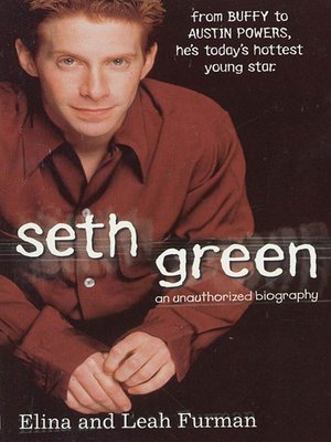 cover image of Seth Green