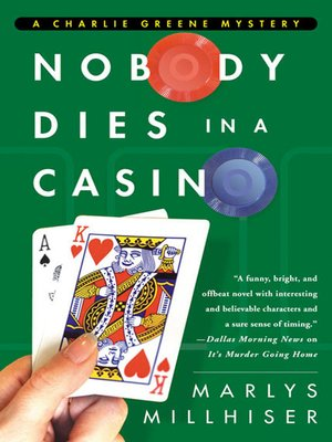 cover image of Nobody Dies in a Casino