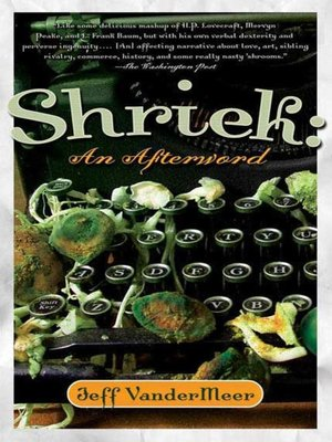 cover image of Shriek: An Afterword