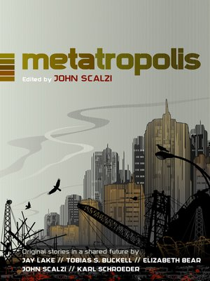 cover image of Metatropolis