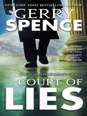 cover image of Court of Lies