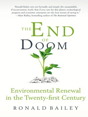 cover image of The End of Doom