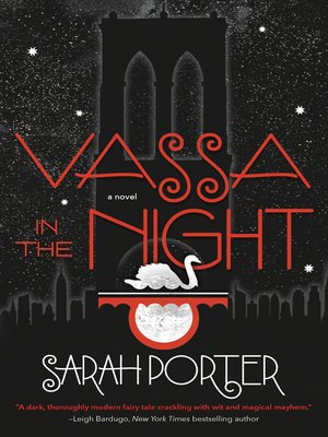 cover image of Vassa in the Night