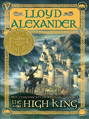 cover image of The High King