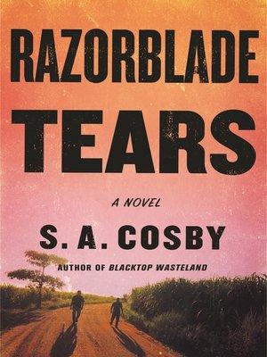cover image of Razorblade Tears