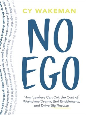 cover image of No Ego