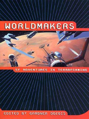 cover image of Worldmakers