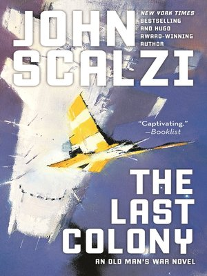 cover image of The Last Colony