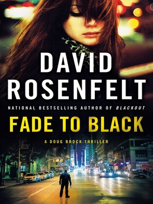 cover image of Fade to Black--A Doug Brock Thriller