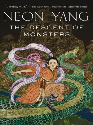 cover image of The Descent of Monsters