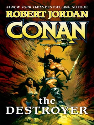 cover image of Conan the Destroyer
