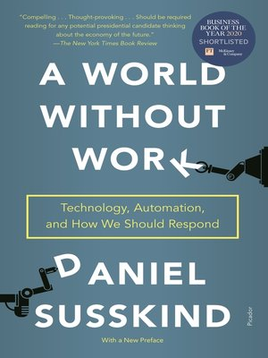 cover image of A World Without Work
