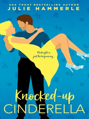 cover image of Knocked-Up Cinderella