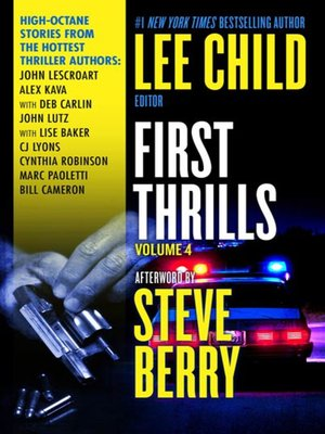 cover image of First Thrills, Volume 4