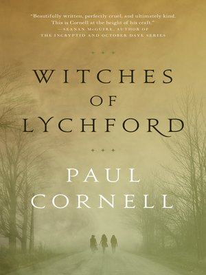 cover image of Witches of Lychford Series, Book 1