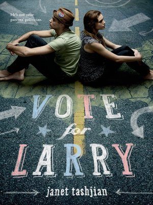 cover image of Vote for Larry