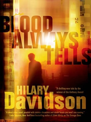 cover image of Blood Always Tells