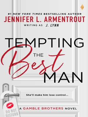 cover image of Tempting the Best Man