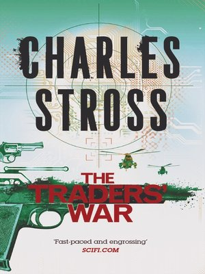 cover image of The Traders' War