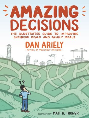 cover image of Amazing Decisions
