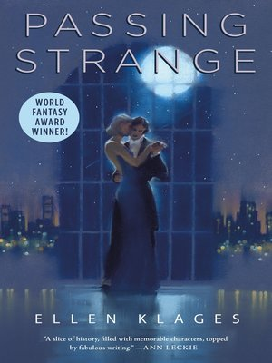 cover image of Passing Strange