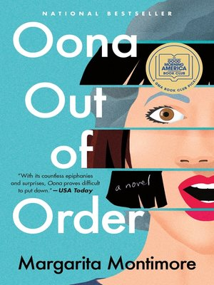 cover image of Oona Out of Order