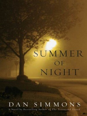 cover image of Summer of Night