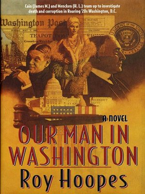 cover image of Our Man In Washington