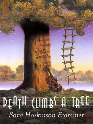cover image of Death Climbs a Tree