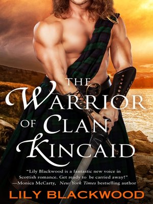 cover image of The Warrior of Clan Kincaid