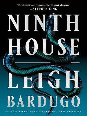 cover image of Ninth House