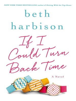 cover image of If I Could Turn Back Time