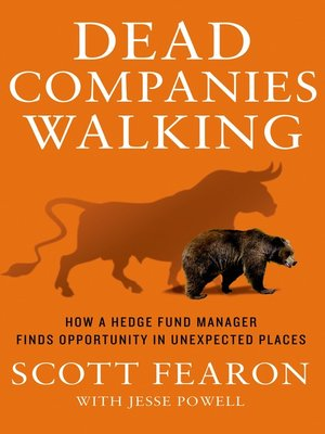 cover image of Dead Companies Walking